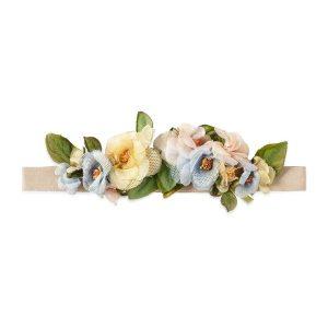 Blumenband Haarband Gucci