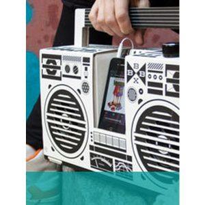 Boombox Soundsystem Cedon