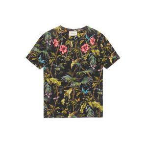 Dschungel Shirt Gucci