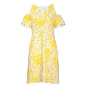 Gelb Kleid Dorotheeschumacher