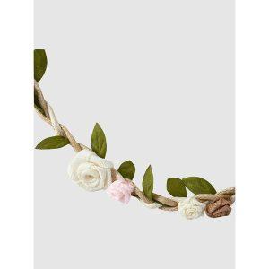 Haarband Blumen vertbaudet