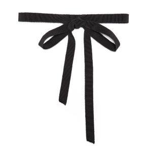 Haarschleife schwarz gucci