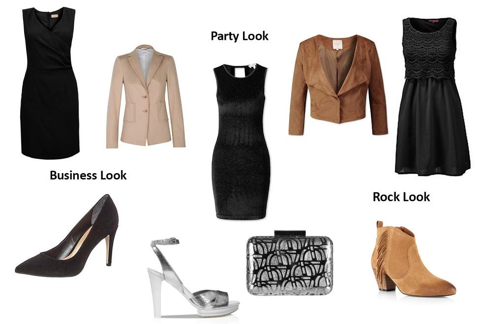 Modeklassiker #1 - Das kleine Schwarze