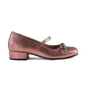 ballerina rosa gucci