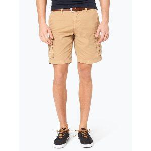 beige shorts napapijri