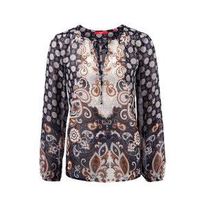bluse paisley soliver