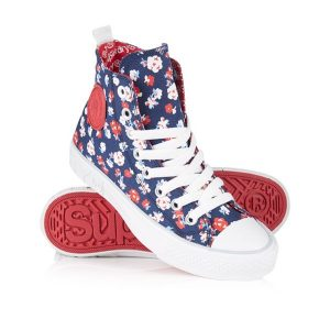 chucks blumen superdry
