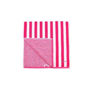 handtuch pink soliver