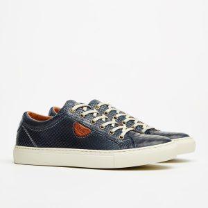 mcgregor blau sneaker