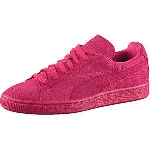 rosa sneaker puma