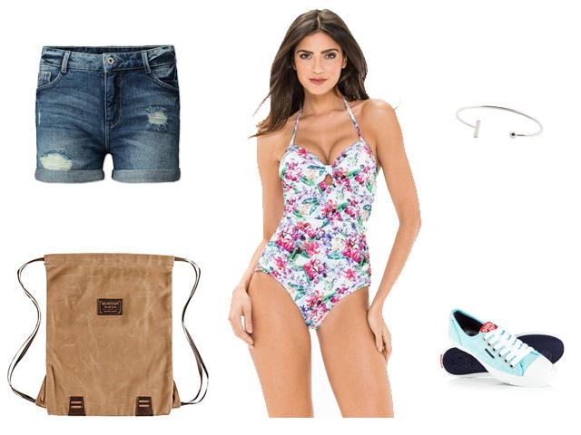 Beach Girl Style