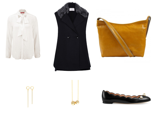 Business-Look Business-Style Arbeitsoutfit