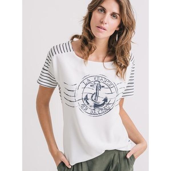 Promod maritimes T-Shirt