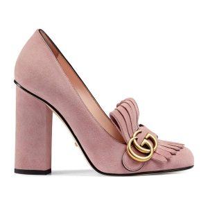 Pumps rosa Gucci