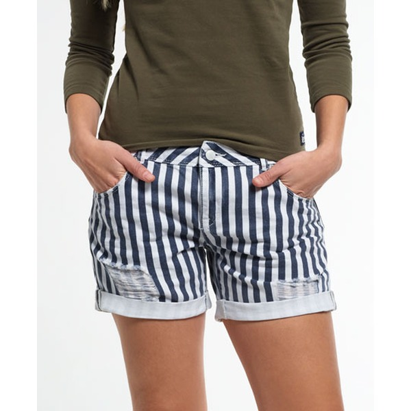 Superdry Boyfriend Shorts