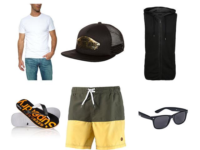 Urban Beach Boy Styling