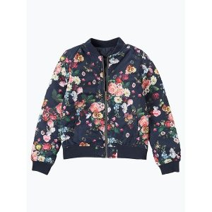 bomberjacke blumen review