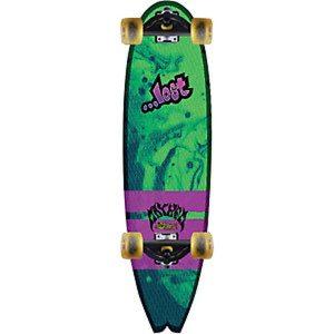 longboard skateboard lost