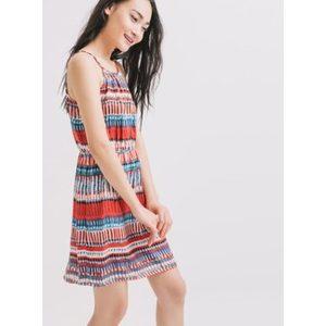 print kleid promod