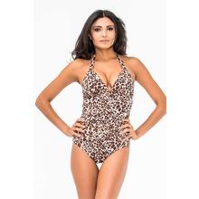 Badeanzug Leopard Eleanor