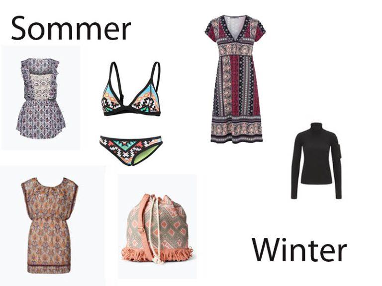 Jetzt im Sommer – Bald im Winter
