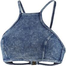 Seafolly Deja Blue Bikini Oberteil