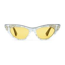 Sonnenbrille katzenaugen gucci