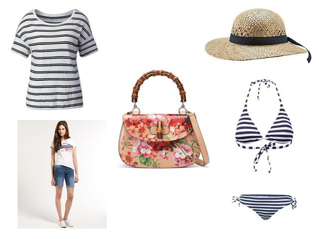 Strandstyle Urlaubsstyling Beachstyle