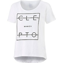 cleptomanicx logo shirt