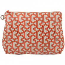 geometrische Tasche bilbaoflame