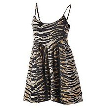 kleid tiger volcom