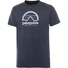 pantagonia logo shirt