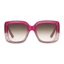 rosa sonnenbrille gucci