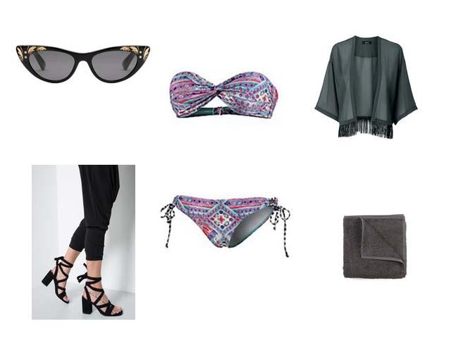 Styles rund um Ethno Bikinis
