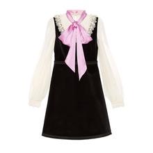 Gucci Kleid mit Schleife