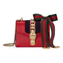 Gucci Tasche mit Kette & Schleife