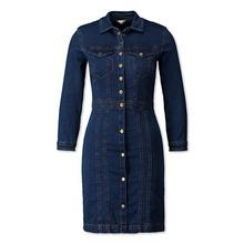 Jeanskleid dunkelblau C&A