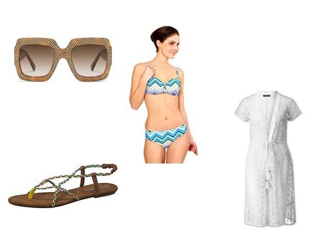 Strandstyle Bikinistyle Ethnobikini