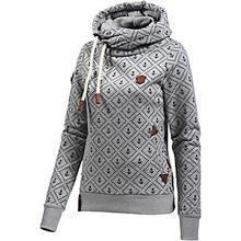 hoodie muster naketano