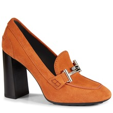 pumps-orange-tods