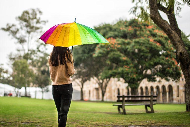 Es regnet! Regenbekleidung 2016