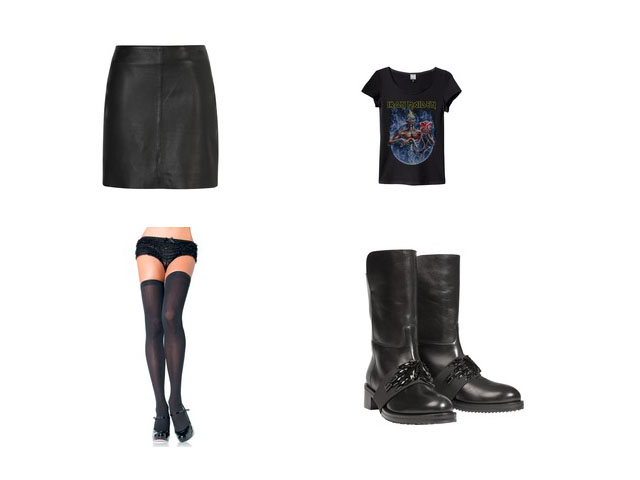 punk-look-leder