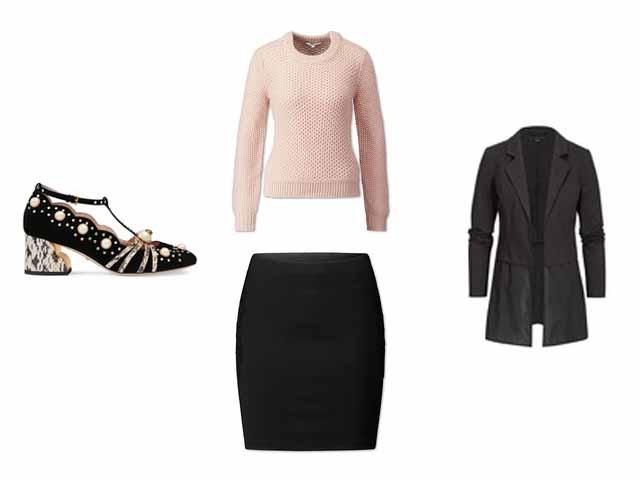 rosa-schwarz-styling