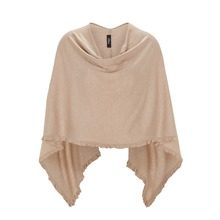 poncho-beige-s-oliver