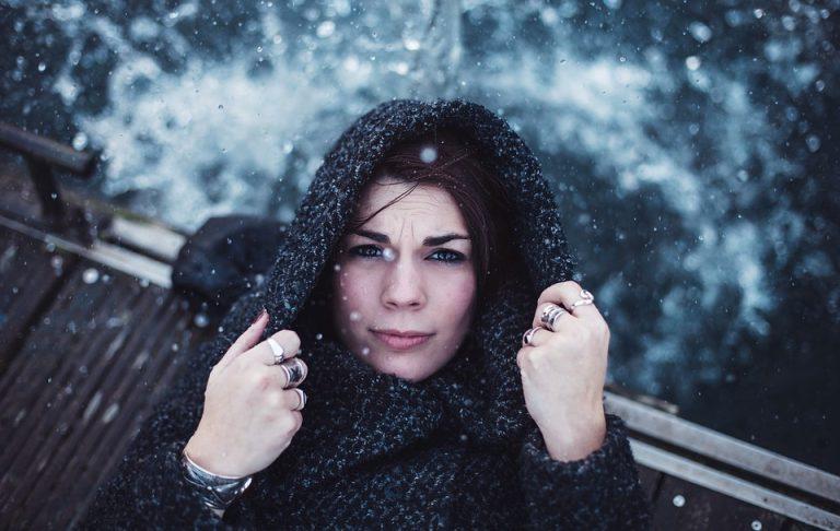 Trendige Winter-Mäntel für kalte Tage