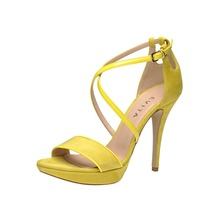 EVITA Sandalette gelb