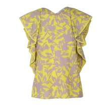 DOROTHEE SCHUMACHER ABSTRACT BLOSSOM top
