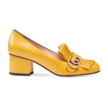Gucci Pumps gelb