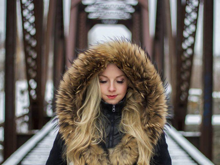 Flauschig & kuschelig – Fell im Winter