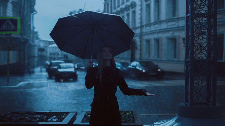 It´s raining Style! Regenmäntel & Regenjacken!